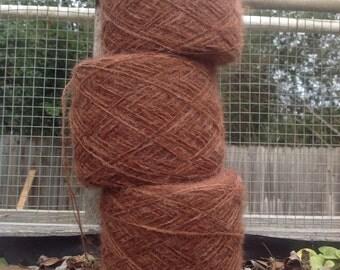 Yarn,  16.4 oz, mohair and acrylic blend