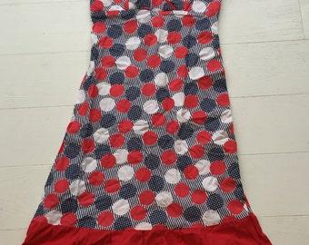 Vintage 70's Rag Doll Dress