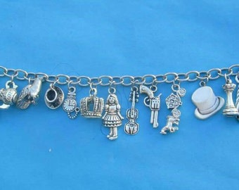 London Assassin charm bracelet