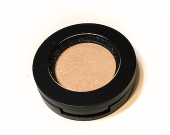 ORGANIC TRINKET Pressed Mineral Eyeshadow - Peach Eye Color - Natural Vegan Eye Shadow - Plant Makeup - Organic Gluten Free Mineral Makeup