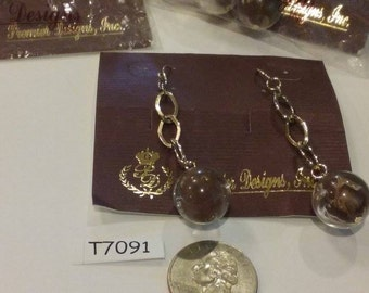 Vintage, Old stock,  Premier Designs, earrings posts T7091