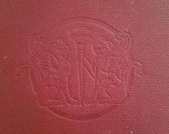 Vintage 1928 edition of the Collected Works of Victor Hugo