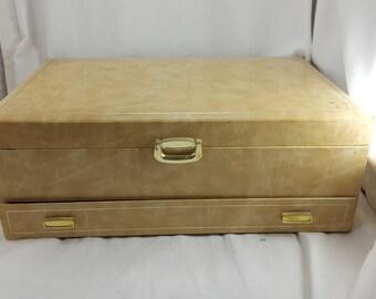Vintage Jewelry Box Jewelry Organization Storage Display ~Marked Down!