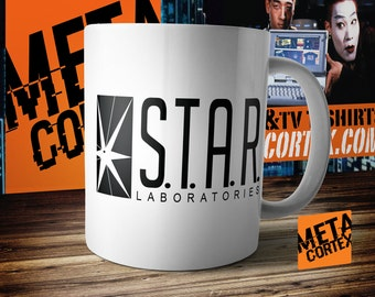 The Flash / Arrow - Star Labs TV Series Mug