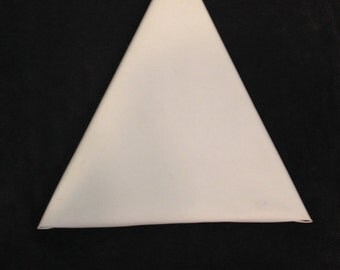 Hand-made Triangle Canvas