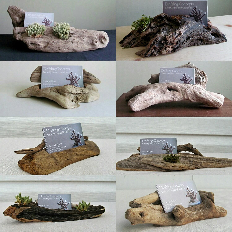 Image Result For Carved Driftwood Business Card Holder Driftwood Business