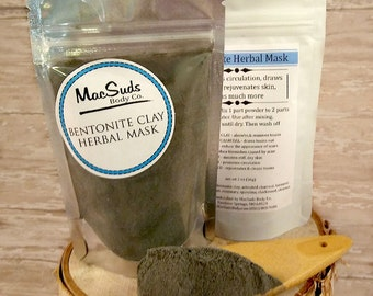 activated charcoal mask, 2 oz 18 applications, Skin Lightening, Acne Treatment, Face Mask, Clay Mask, Charcoal Mask, Acne Scar