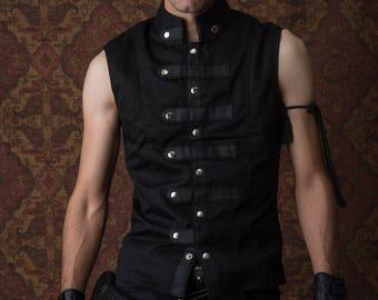 Gothic Military Waistcoat