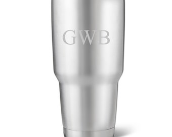 Personalized Húsavík 30 oz. Double Wall Insulated Tumbler - Personalized Tumbler - Mother's Day Gifts - Gifts for her - GC1523