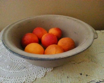 Pampered Chef Stoneware Baking Bowl Family Heritage Collection Casserole Roaster