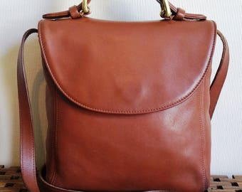 COACH,leather purse,4158, USA,bag,Soho, Handbag, Cross Body, British Tan Leather
