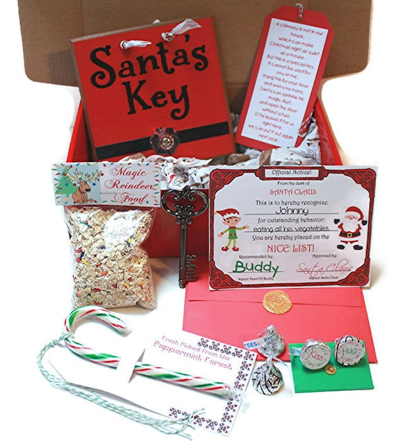 personalized package from santa preorder letter from santa With personalized santa letter package