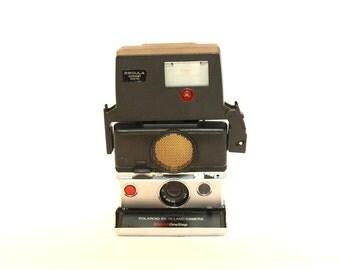 Polaroid flash Piratron XPL-500 [for non foldable Polaroid type 1000 - 2000- 3000 - SX70]