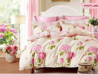 King Bed Duvet Set (Design 3)