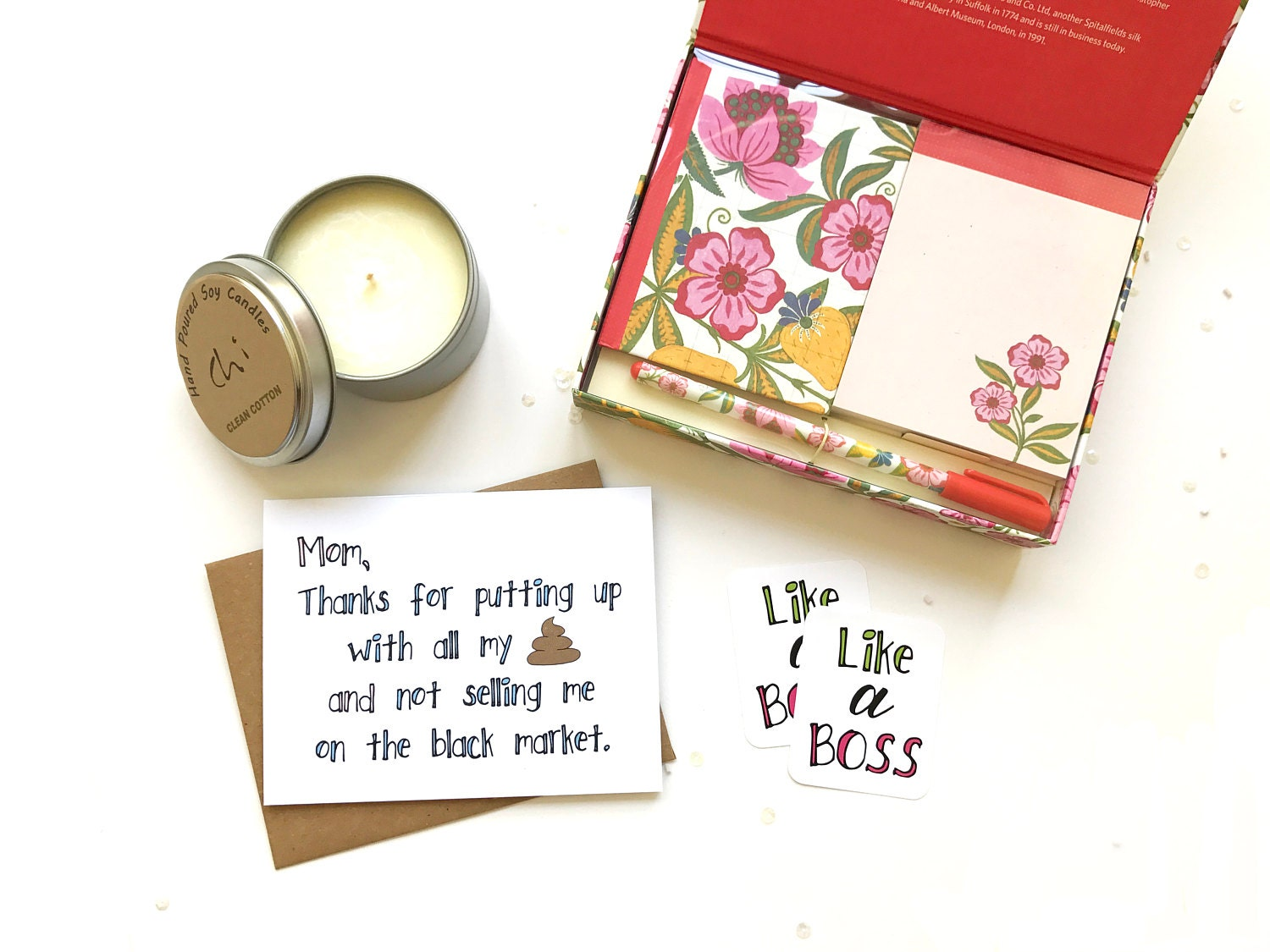Mothers Day Giveaway by Yellow Daisy Paper Co.