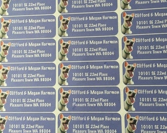 Return Address Labels Custom Made