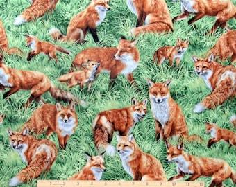 Wildlife Quilt Etsy
