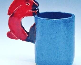 Handmade Bunny Mug