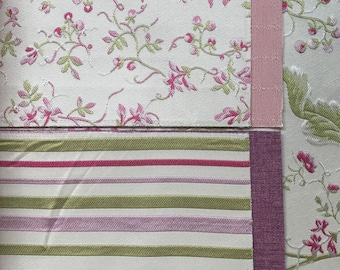 Windsor Upholstery Collection - Pink Forest