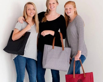 Ladies fashion handbags / Totes / Game day Totes / Personalized handbags