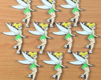 for 15pcs tinker metal charms