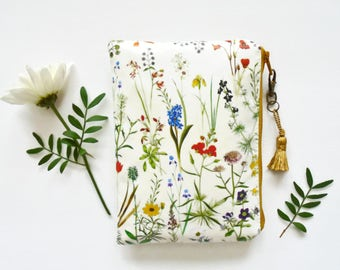 Waterproof wallet/botanical/toiletries/Make-up/Tampons/Coin Purse