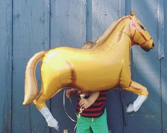 Kentucky DERBY party horse balloon | Kentucky DERBY decor derby balloon derby party balloon kentucky derby party horse theme derby theme der