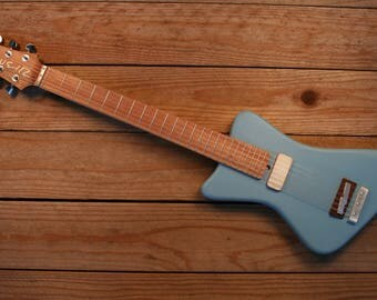 Side Kick Electric Travel Guitar