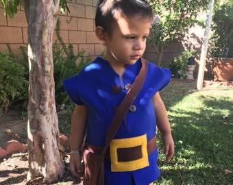 Flynn Rider Vest