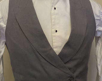 Suburb Three Piece Morning Suit (tailors date 16 May 1925)