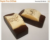 ON SALE Vanilla Latte Coffee Bars ~ Handmade Soap ~ Scripture ~ Proverbs 31 ~ Christian Soap Business ~ Cold Processed ~ Handmade ~ Caffeine