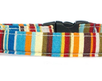 Noddy & Sweets Adjustable Cat Collar with bell and charm [Brighton Rock]