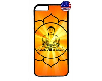 Buddah Lotus Yoga Case Cover for iPhone 4 4s 5 5s  5C 6 6s 6 Plus 7 7 Plus iPod Touch 4 5 6 case Cover