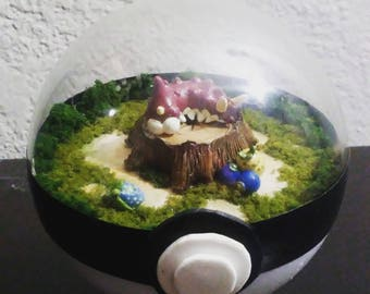 Wurmple Pokerrarium