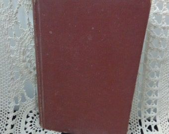 Antique Christian Book Tongue of Fire 1880 William Arthur Antique Book Tongue of Fire 1880 A true power of christianity