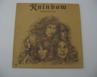 Rainbow - Long Live Rock 'N' Roll - Circa 1978