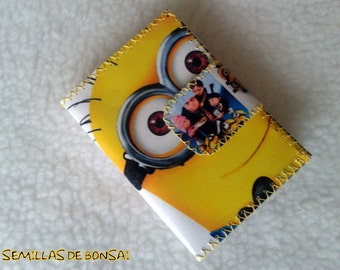 Gru (The Minions) paper wallet