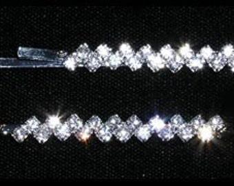 Style # 15095 - Jagged Bobbie Pins