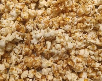 CINNAMON BUN CARAMEL Corn Popcorn!!! (1 lb)