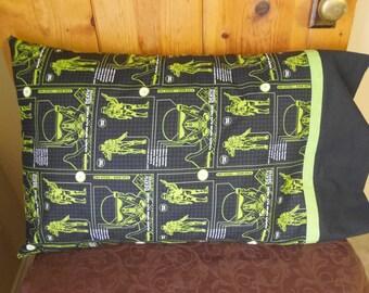 Rouge 1 Cotton Standard Pillow Case