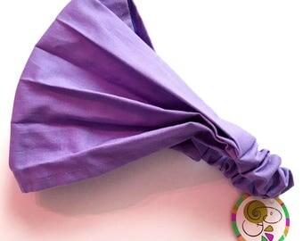 Nascent scarf headband