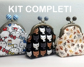 Complete kit for purses