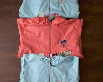 Monogrammed Youth Rain Jacket , Youth Rain Jacket with FREE Monogramming