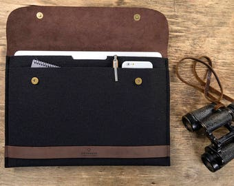 "NEW (2016) MacBook Pro 13"" case MacBook Pro 13 sleeve MacBook leather case New MacBook Pro13 MacBook Touchbar New Mac Pro case Leather case"