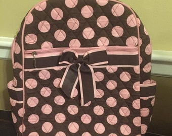 Personalized Embroidered Backpacks