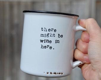 This might be wine coffee mug wine mug coffee cup funny mug wine lover funny coffee mug starbucks gift for her wine coffee mug travel mug