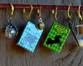 Care of Magical Creatures Crochet Stitch Markers