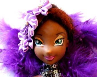 Giselle  vintage  ooak Winx dolls,