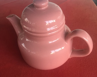 Vintage Rondo rose mauve Teapot Made in Japan