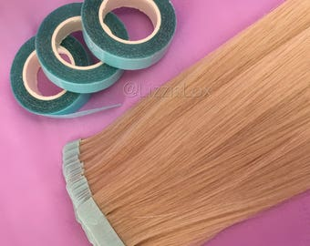 Extension Tape Roll / blue tape / hair extensions retape
